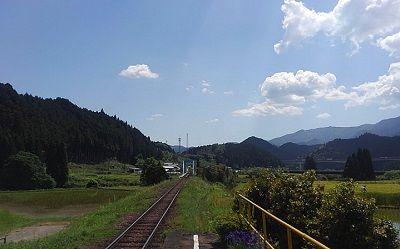 長良川鉄道a58