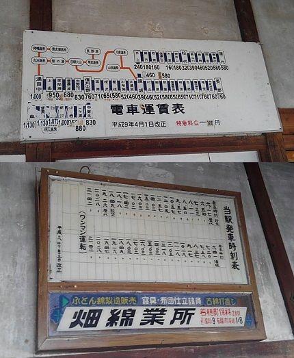 長野電鉄屋代線88