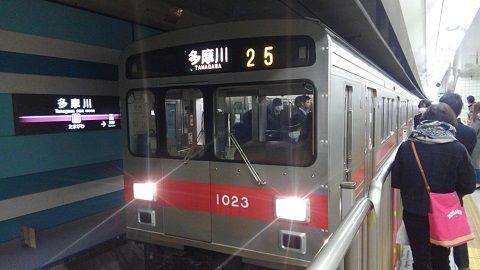 東急多摩川線00