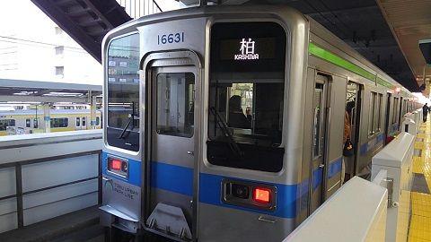 東武野田線11