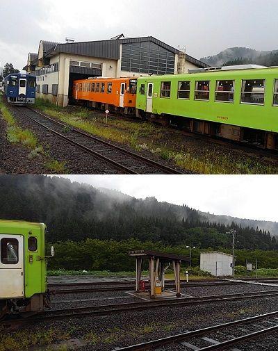 秋田内陸縦貫鉄道45