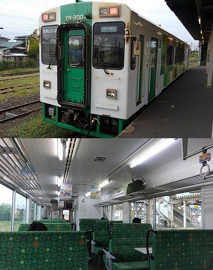 由利高原鉄道09