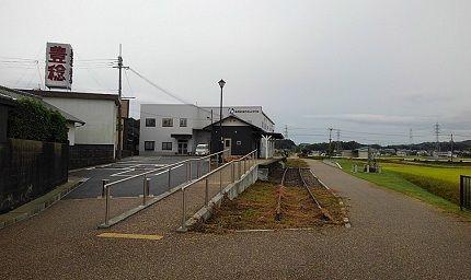 三木鉄道三木線50