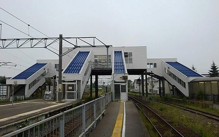 いさりび鉄道87