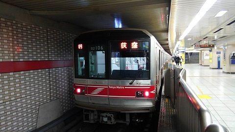 東京メトロ丸の内線00