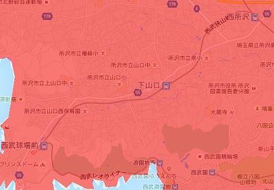 西武狭山線11