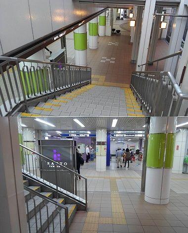 京都市営地下鉄東西線34