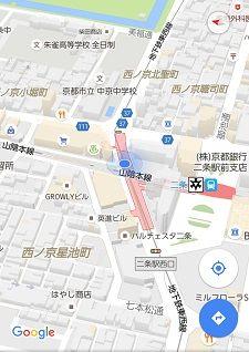 京都市営地下鉄東西線67