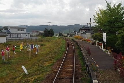 由利高原鉄道17