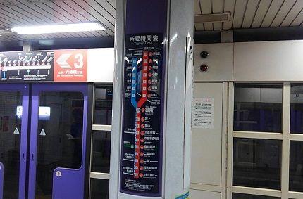 京都市営地下鉄東西線38