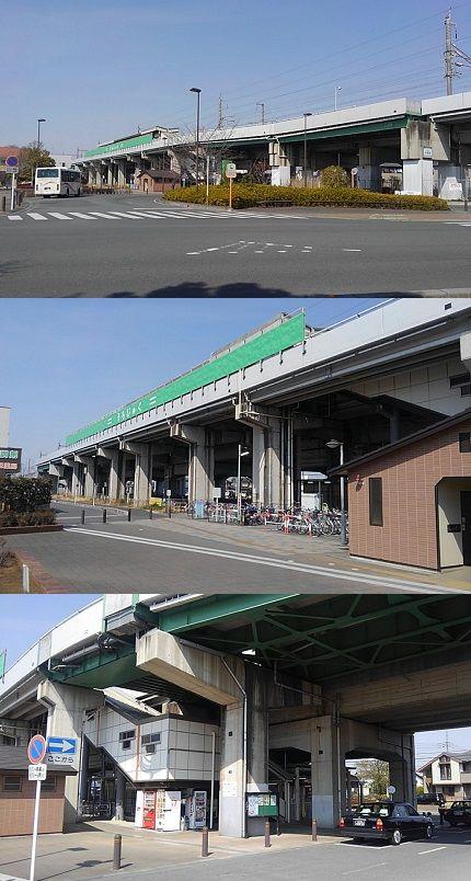埼玉新都市交通伊奈線a24