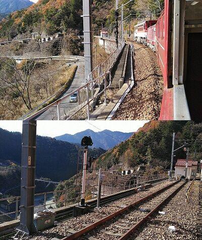 大井川鐵道井川線c33