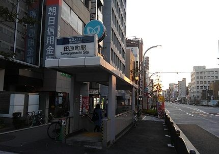 東京メトロ銀座線09