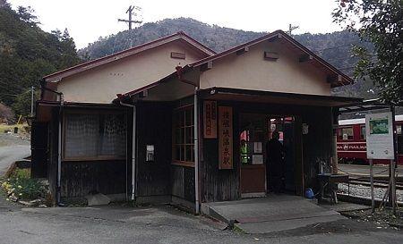 大井川鐵道井川線77