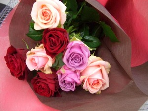 8本 花束