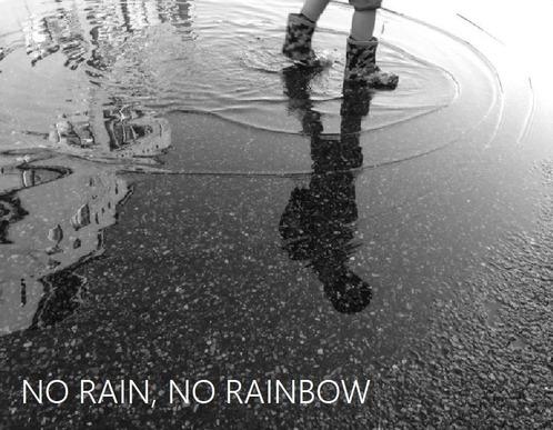 no rain,no rainbow ���㥱 - ���ԡ�