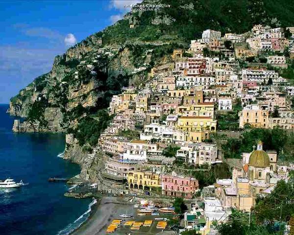 Amalfi Coast, Compania, Italy