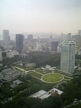 タワーからの風景