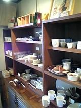 CAFEの戸棚