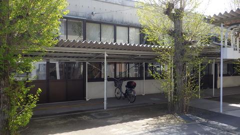 20200410 建築科実習場の様子0001