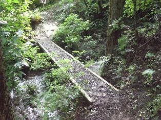 姉妹園 橋