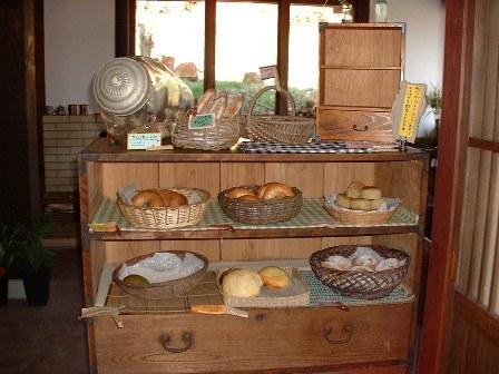 朴 天然酵母パン