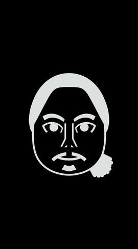 minikumachan_wallpaper_black