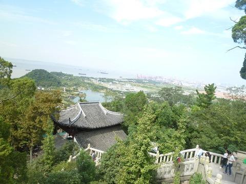 20111005狼山1長江