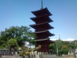 20140509池上本門寺五重の塔