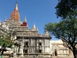 20131102バカン アーナンダ寺院
