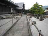20090830光明寺前庭