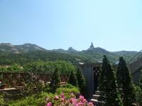 20110614楊先生の家から赤山明神