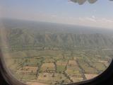 20131103飛行機からの風景