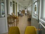 敬老院廊下