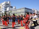 20131013東京よさこい目白会場3