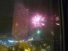 南京の花火