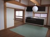山古志モデルハウス高床DK