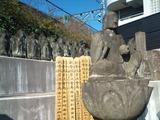20131207長泉寺地蔵