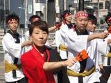 20131013東京よさこい目白会場2