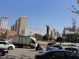 20121003遼寧賓館前の中山広場