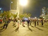 20110919上海駅前広場