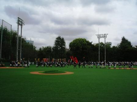 西戸山野球場3