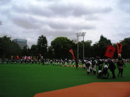 西戸山野球場4