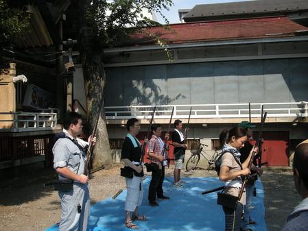 鉄砲隊 220
