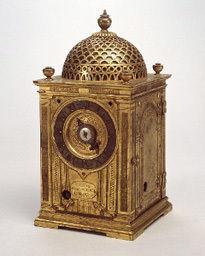 家康の洋時計