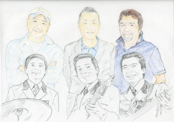 ザ・ワンダース/尾崎紀世彦