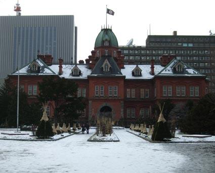 北海道道庁舎