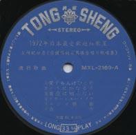 台北レコード盤