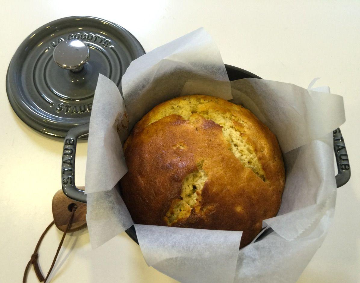 小麦粉 バナナ ケーキ