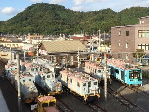 【彦根】近江鉄道ミュージアムの保存車